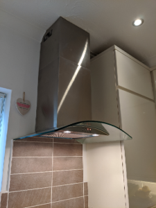 cooker hood fan
